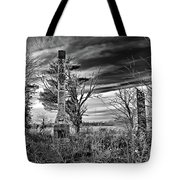 Dark Days Tote Bag