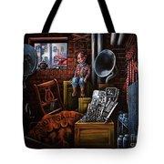 Dark Exile Tote Bag