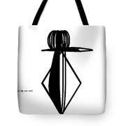 Dark Force Tote Bag