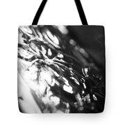 Dark Glass Tote Bag