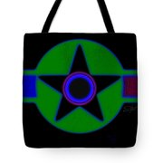 Dark Green Tote Bag