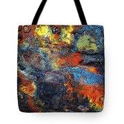 Dark Journey Tote Bag