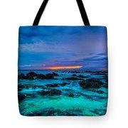Night Glow Tote Bag