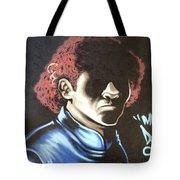 Dark Man Tote Bag