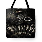 Dark Night Carnival Affair Tote Bag