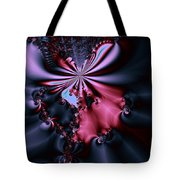 Dark Orchid Tote Bag