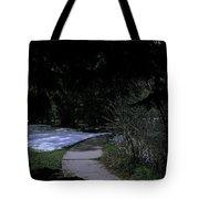 Dark Path Tote Bag