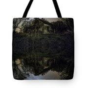 Dark Reflection Tote Bag