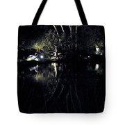 Dark Reflections Tote Bag