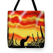 Dark Satanic Mills  Tote Bag