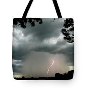 Dark Skies Tote Bag