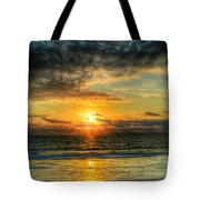 Dark Sky Angles Tote Bag