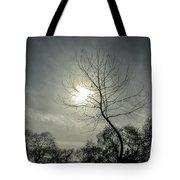 Dark Sunshine Tote Bag