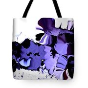 Dark Turbulence Tote Bag