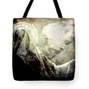 Dark Veil Tote Bag