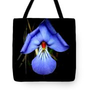 Dark Violet Tote Bag