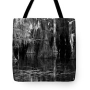 Dark Water Tote Bag