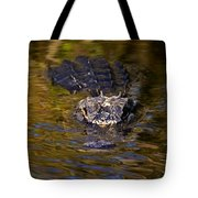 Dark Water Predator Tote Bag