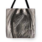 Dark Winged Demon Tote Bag