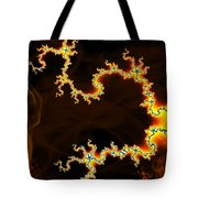 Dark World Tote Bag