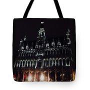 Darken 'city Hall Tote Bag
