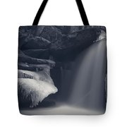 Darkness Falls Tote Bag
