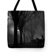 Darkness Falls Tote Bag