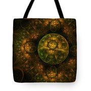Darkness Looms Tote Bag