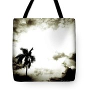 Darkness Moving In Extreme Tote Bag