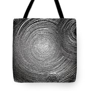 Darkness Without End Tote Bag