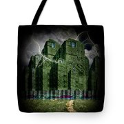 Darkside Of The City Tote Bag
