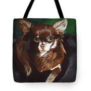 Darla Chihuahua  Tote Bag
