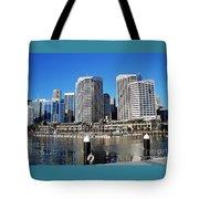 Darling Harbour Sydney Australia Tote Bag