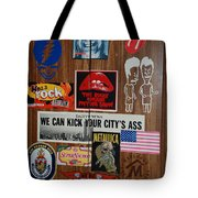 Dartboard Box Tote Bag
