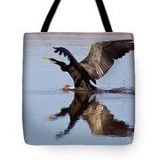Darter Landing Tote Bag