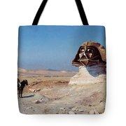 Darth Sphinx 2 Tote Bag