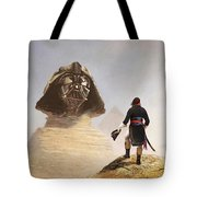 Darth Sphinx 3 Tote Bag