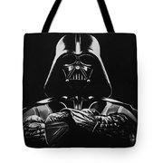 Darth Vader Tote Bag by Don Medina