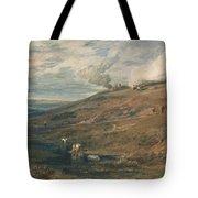 Dartmoor The Source Of The Tamar And The Torridge Tote Bag