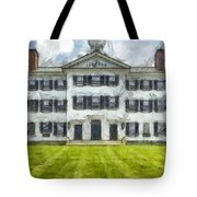 Dartmouth College Hanover New Hampshire Pencil Tote Bag