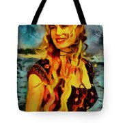 Daryl Hannah Collection - 1 Tote Bag