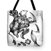 Dash Fever Tote Bag