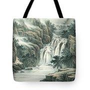 Dashan Waterfall Tote Bag
