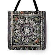 Dashavtar B/w 1  Tote Bag