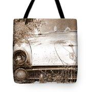 Dashboard Jesus Tote Bag