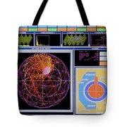 Data Capture, Sudbury Neutrino Tote Bag