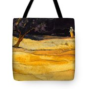 Date In The Night Tote Bag