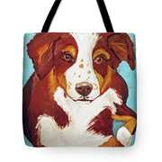 Date With Paint Feb 19 Finley Tote Bag