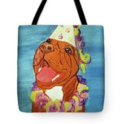 Date With Paint Feb 19 Kayna Tote Bag
