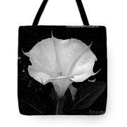 Datura-2 Tote Bag